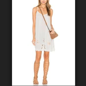 PACIFIC DRESS  TIARE HAWAII Off White Lace OS